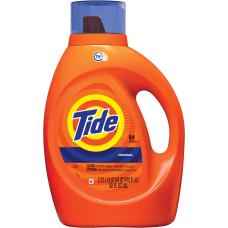 Tide Liquid Laundry Detergent Concentrate Liquid