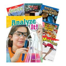 Teacher Created Materials STEM 10 Book