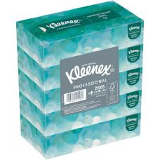 Kleenex 2 Ply Facial Tissue Flat