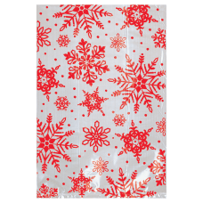 Amscan Christmas Mini Snowflake Treat Bags