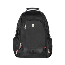 Volkano Tough Backpack Black