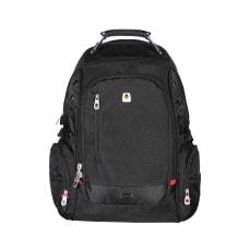 Volkano Tough Backpack Black