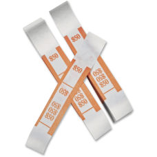 PM Company Currency Bands 5000 Orange