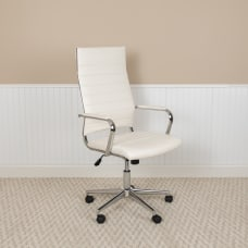 Flash Furniture LeatherSoft High Back Executive