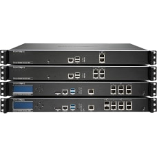 SonicWall Secure Mobile Access Appliance