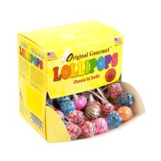Original Gourmet Lollipops Mini 37 Oz