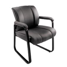 Brenton Studio Bellanca Guest Chair Black