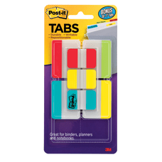Post it Notes Durable Filing Tabs