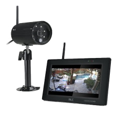 ALC 4 Channel Surveillance System With