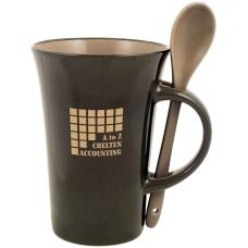 Mug Spoon Combo
