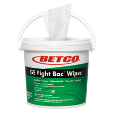 Betco GE Fight Bac Disinfectant Wipes
