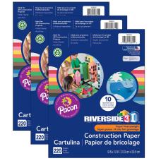 Pacon Riverside 3D Construction Paper 9