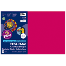 Tru Ray Construction Paper 50percent Recycled