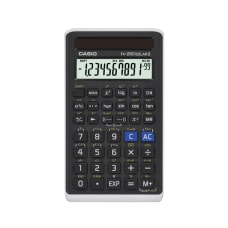 Casio Handheld Scientific Calculator Black FX260SOLARII