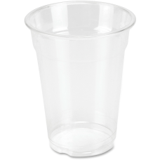 Genuine Joe Clear Plastic Cups 25