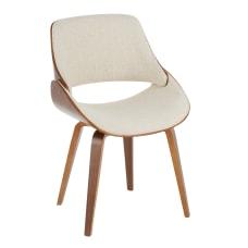 LumiSource Mid Century Modern Fabrizzi Chair
