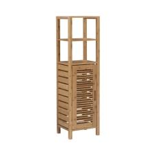 Linon Home Decor Products Bullock Bamboo