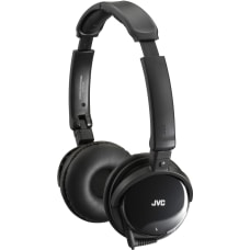 JVC Noise Canceling Headphones Edu Stereo