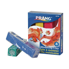 Prang Modeling Clay 1 Lb Assorted