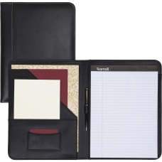 Samsill Letter Pad Folio 8 12