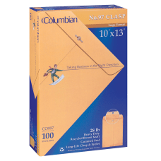 Columbian Clasp Envelopes 10 x 13