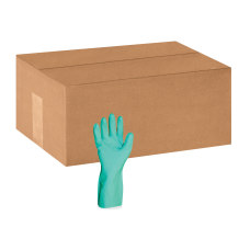 ProGuard Flock Lined Nitrile Gloves X