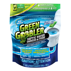 Green Gobbler Septic Saver Unscented 48