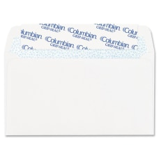Columbian Grip Seal Business Envelopes 6