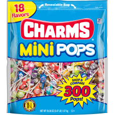 Charms Mini Pops 347 Lb Bag