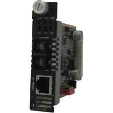 Perle C 110 S2SC80 Media Converter