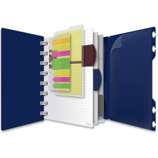 TOPS Versa Crossover Ruled Spiral Notebook