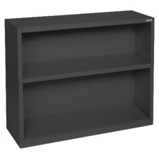 Lorell Fortress Series Steel Bookcase 2