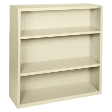 Lorell Fortress Series Steel Bookcase 3