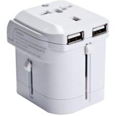 IOMagic Power Plug USB AC Power