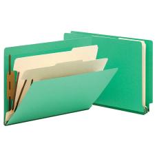 Smead Manila And Color Classification Folders
