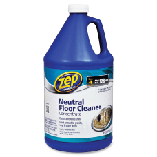 Zep Neutral Floor Cleaner Concentrate Concentrate
