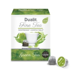 Dualit And Nespresso Compatible Fine Tea