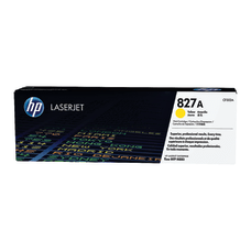 HP 827A CF302A Yellow Toner Cartridge