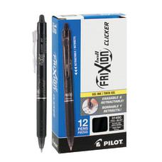 Pilot FriXion Clicker Erasable Gel Pens