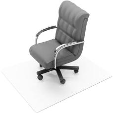 Ecotex Hard Floor Rectangular Chairmat Hard