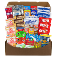 Dorm Room Survival Snack Box