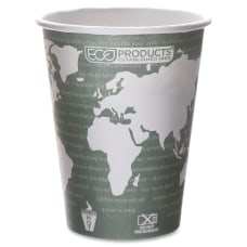 Eco Products World Art Hot Drink
