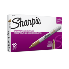 Sharpie Metallic Permanent Markers Fine Point