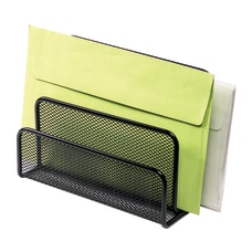 Brenton Studio Black Mesh Mini Sorter