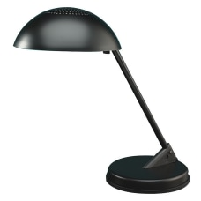 Ledu Incandescent Desk Lamp Black