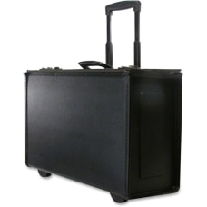 Stebco Deluxe Carrying Case Document Black