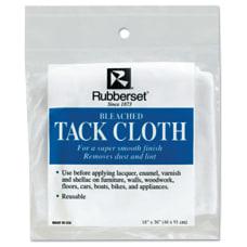 Rubberset Tack Cloths 18 x 36