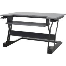 Ergotron WorkFit T Sit Stand Desktop