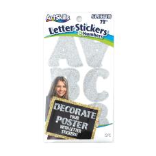 Artskills Glitter Letter Stickers 2 14