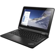 Lenovo Thinkpad Yoga 11E Refurbished Laptop